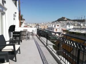 Olympus Residence, Ferienwohnungen  Athen - big - 217