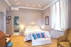 La Casa di Anny, Отели типа «постель и завтрак»  Диано-Марина - big - 13