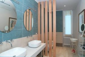 La Casa di Anny, Отели типа «постель и завтрак»  Диано-Марина - big - 14