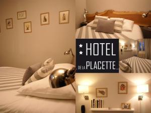 Hotel de la Placette Barcelonnette, Hotels  Barcelonnette - big - 55
