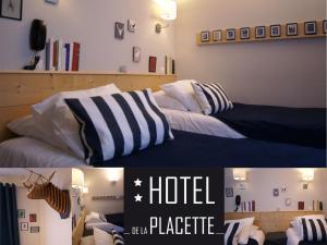 Hotel de la Placette Barcelonnette, Hotels  Barcelonnette - big - 28