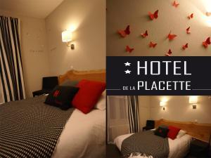 Hotel de la Placette Barcelonnette, Hotels  Barcelonnette - big - 54
