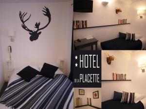 Hotel de la Placette Barcelonnette, Hotels  Barcelonnette - big - 27