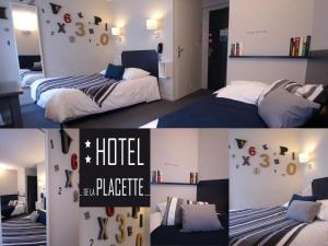 Hotel de la Placette Barcelonnette, Hotels  Barcelonnette - big - 23
