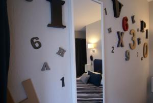Hotel de la Placette Barcelonnette, Hotels  Barcelonnette - big - 46