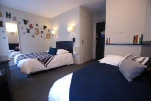 Hotel de la Placette Barcelonnette, Hotels  Barcelonnette - big - 48
