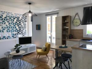 Appartement voor 2 Personen - Rue Fessart 5
