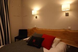 Hotel de la Placette Barcelonnette, Hotels  Barcelonnette - big - 39