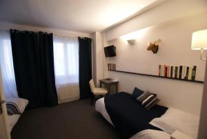 Hotel de la Placette Barcelonnette, Hotels  Barcelonnette - big - 32