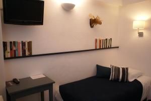 Hotel de la Placette Barcelonnette, Hotels  Barcelonnette - big - 30