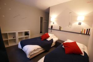 Hotel de la Placette Barcelonnette, Hotels  Barcelonnette - big - 70