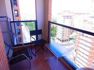 Apartment Valencia, Ferienwohnungen  Valencia - big - 8