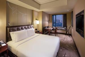 DoubleTree by Hilton Chongqing North, Szállodák  Csungcsing - big - 54