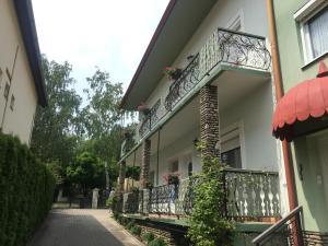 Apartmán Larisa Villa Hévíz Maďarsko