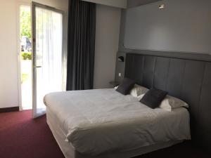 Brit Hôtel Marvejols, Отели  Марвежоль - big - 38