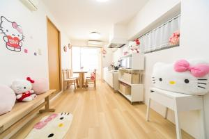 Dotonbori Fine & Large Room M, Apartments  Osaka - big - 56