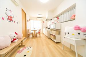 Dotonbori Fine & Large Room M, Apartments  Osaka - big - 65