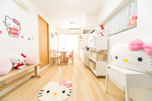 Dotonbori Fine & Large Room M, Apartments  Osaka - big - 66