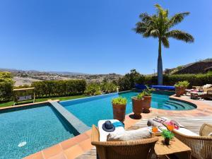 Villa Gran Canaria Specialodges, Виллы  Салобре - big - 47