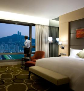 King Room with Racecourse View - Non-Smoking