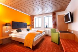 Hotel Waldhorn, Hotely  Kempten - big - 12