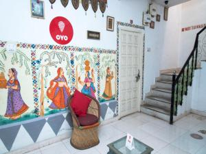 OYO 12726 Home Heritage Lake View Hanuman Ghat, Apartments  Udaipur - big - 17