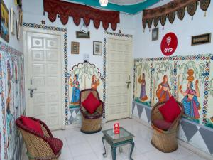 OYO 12726 Home Heritage Lake View Hanuman Ghat, Apartments  Udaipur - big - 27