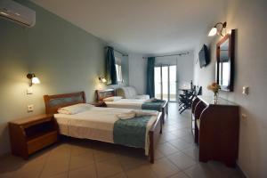Kiwi Hotel, Hotels  Nea Fokea - big - 4