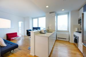 Times Square Lux Highrise, Apartmány  New York - big - 34