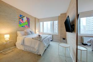 Times Square Lux Highrise, Apartmány  New York - big - 39
