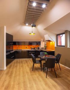 Q Apartments, Apartments  Braşov - big - 36
