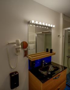Q Apartments, Apartments  Braşov - big - 37