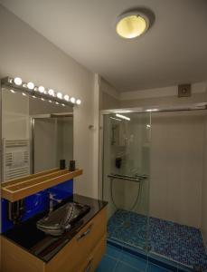 Q Apartments, Apartments  Braşov - big - 38