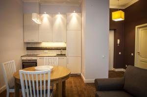 Vilnius street apartment, Apartmanok  Vilnius - big - 17