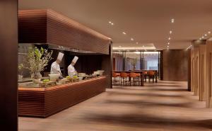Hyatt Regency Beijing Wangjing, Szállodák  Pejcsing - big - 21