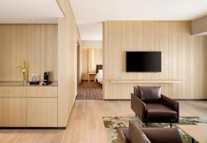 Hyatt Regency Beijing Wangjing, Szállodák  Pejcsing - big - 12