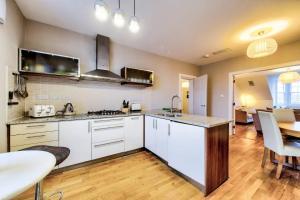 City Centre Penthouse, Апартаменты  Эдинбург - big - 35