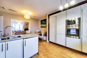 City Centre Penthouse, Апартаменты  Эдинбург - big - 19