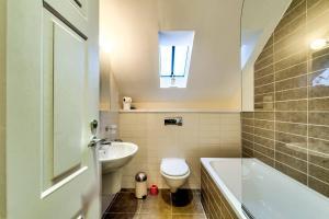City Centre Penthouse, Апартаменты  Эдинбург - big - 10