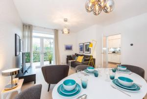 Luxury City Apartment, Ferienwohnungen  Edinburgh - big - 2