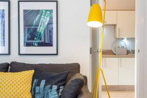 Luxury City Apartment, Ferienwohnungen  Edinburgh - big - 18
