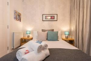 Luxury City Apartment, Ferienwohnungen  Edinburgh - big - 16