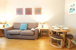Relaxation on Royal Mile, Apartmanok  Edinburgh - big - 13