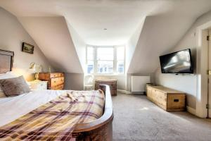 Luxury Frederick St Apart, Apartmány  Edinburgh - big - 35
