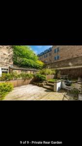 City Apartment with Garden, Apartmány  Edinburgh - big - 22
