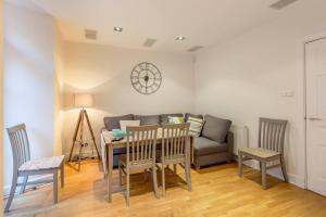 City Apartment with Garden, Appartamenti  Edimburgo - big - 2