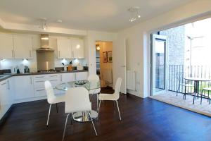 Bright City Centre Flat, Apartments  Edinburgh - big - 18