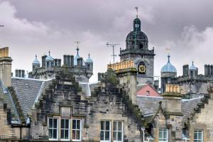 The Wee Palace by Castle, Apartments  Edinburgh - big - 12