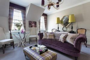 The Wee Palace by Castle, Apartments  Edinburgh - big - 6