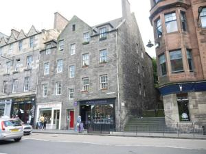 The Wee Palace by Castle, Apartmanok  Edinburgh - big - 15
